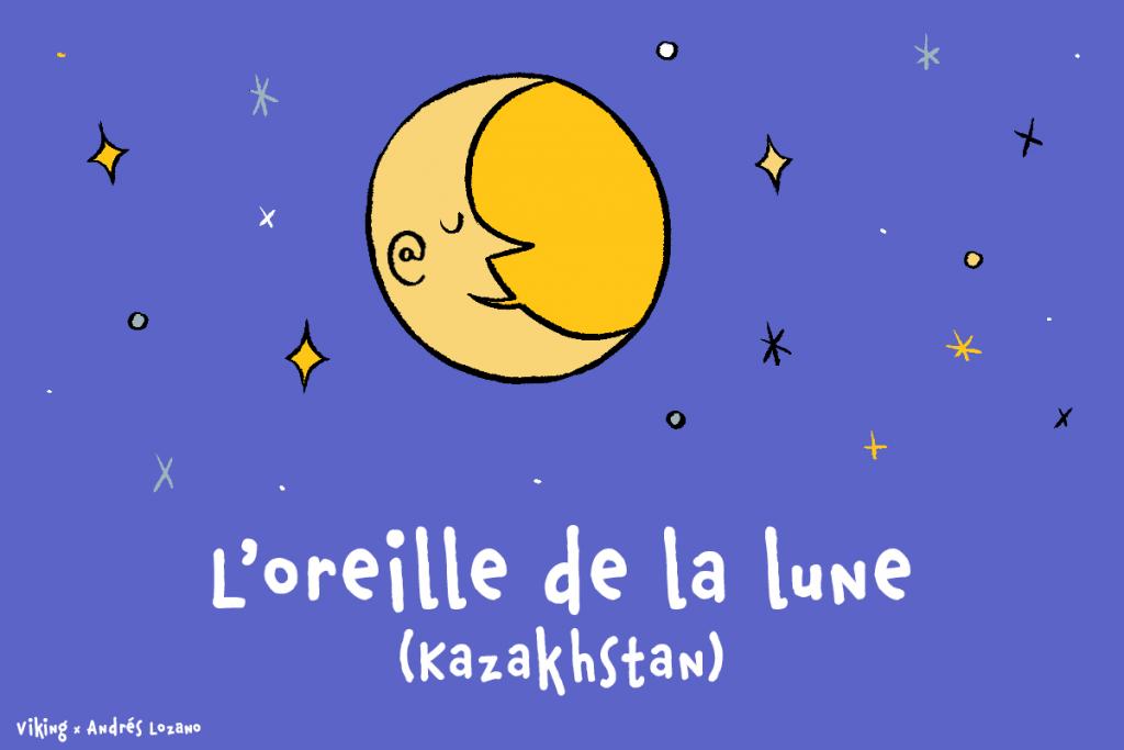 L'oreille de la lune