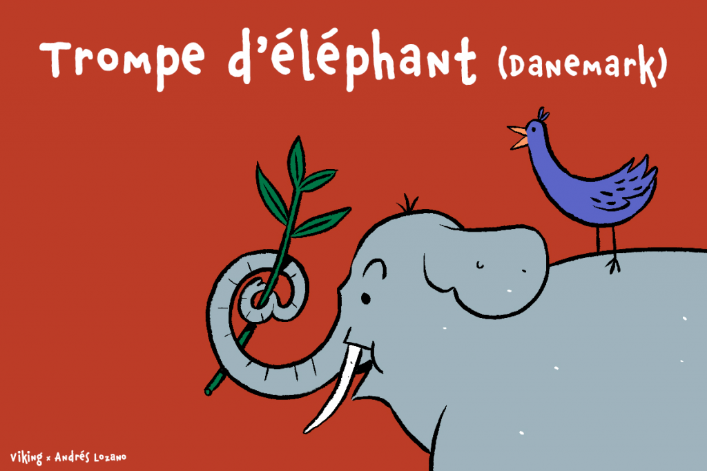 Trompe d'elephant